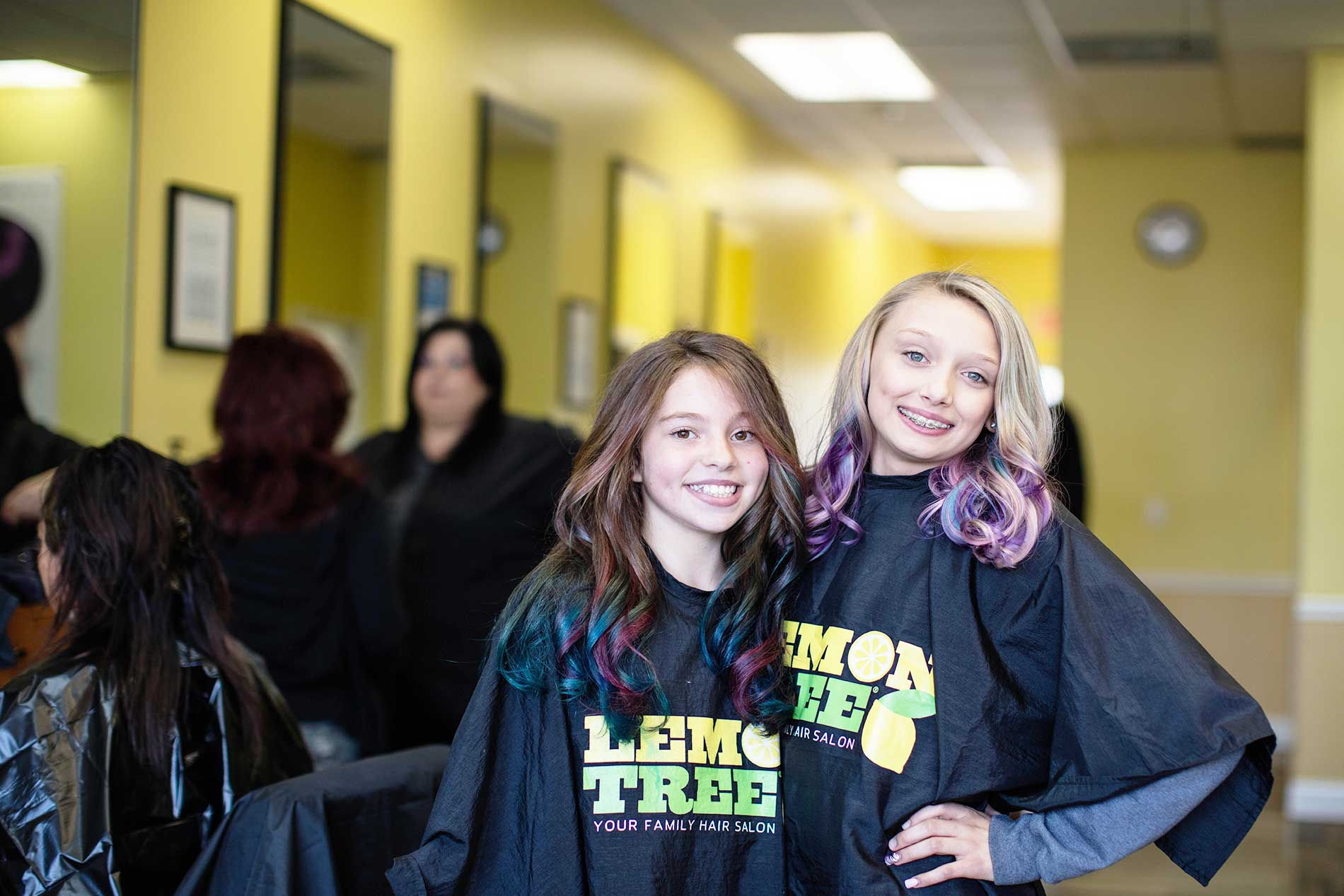 Lemon Tree Hair Salon Employment Opportunities